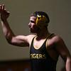 2-3-18<br /> Regional wrestling<br /> Peru's Jordan Rader defeats Manchester's Delton Moore in the 170.<br /> Kelly Lafferty Gerber | Kokomo Tribune