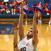 2-16-18<br /> Kokomo vs Anderson boys basketball<br /> Kyle Wade puts up a shot.<br /> Kelly Lafferty Gerber | Kokomo Tribune