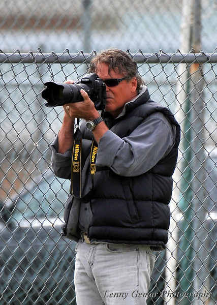 Stephen Harvey, Grossmont College photographer.
