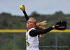 Grossmont pitcher #2 Melanie Goff