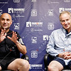 Los Angeles Tennis Open - Andre Agassi vs John McEnroe - 073010