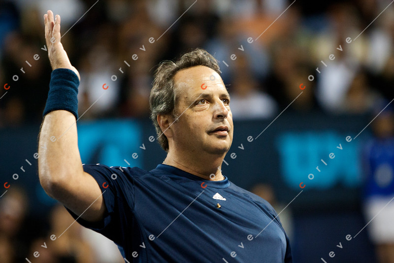 Jon Lovitz,Gavin Rossdale, Michael Chang, Jim Courier