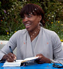 73010-Venus Williams-Come to win-Booksigning
