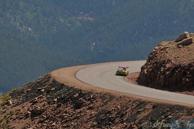 2010- Pikes Peak Hill Climb, Sunday Race Day  Photos By: Stu Kennedy