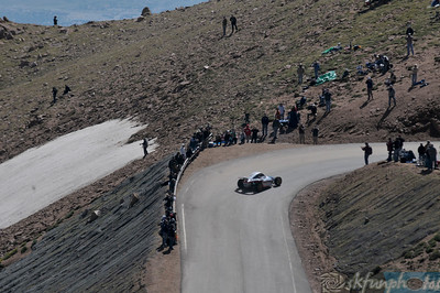 2010- Pikes Peak Hill Climb, Sunday Race Day  Photos By: Stu Kennedy