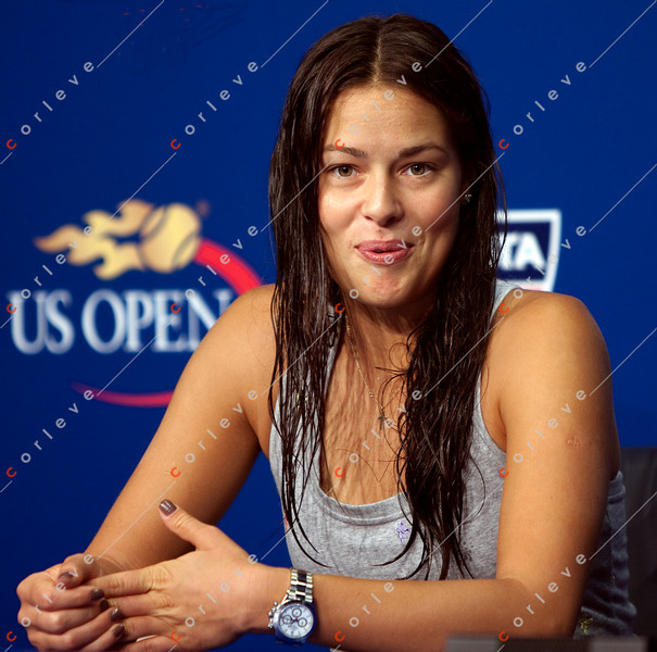 Ana Ivanovic-Interview-US Open 2010-090110