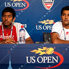 US Open 2010 - Interview - Bopanna-Quereshi