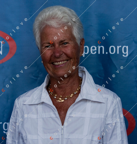 US Open 2010 - Breaking the Barriers<br /> Judy Levering, Past President, USTA