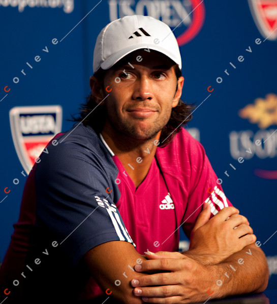US Open 2010 - Interview - Fernando Verdasco