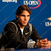 Interview, Raphael Nadal - US Open 2010