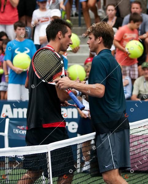 Sergiy Stakhovsky [UKR] vs Ryan Harrison [USA]  -US Open 2010-090210