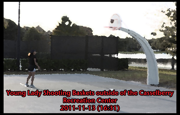 2011-11-13 Young Lady Shooting Hoops