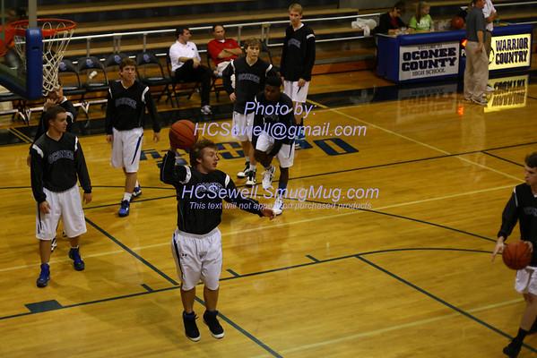 2011-12 OCHS Basketball