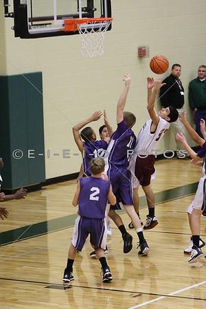 Elgin vs CD Fulkes Basketball 8th grade