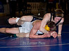 NYSPHSAA Section IV Wrestling Championship-Division 1, February 11, 2012. Ian Valen (Ithaca) vs Nick Courtright (Corning) battling for fifth place @ 138lbs.