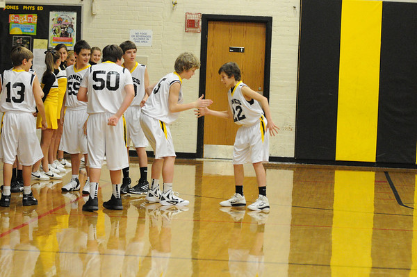 JMS 7th Grade v. Walnut Springs 12.6.11