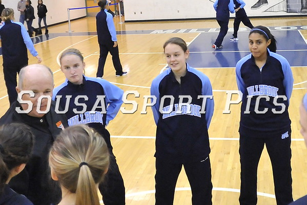 Girls, Loudoun County vs Millbrook 2.25.12