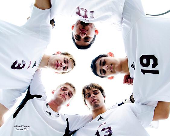 2011 Ashland Tomcats Soccer