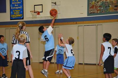 2011 Basketball - Earthquakes