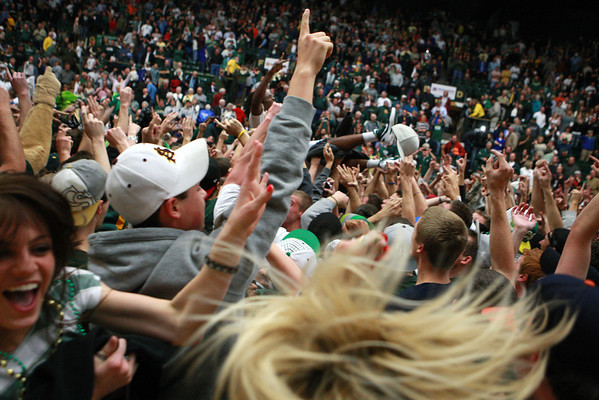 CSU vs. CU Men's BB 2011