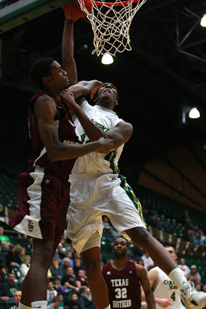 CSU vs. Texas Southern Men's BB