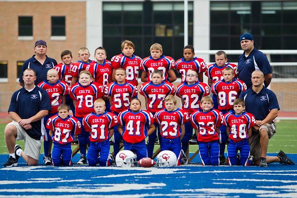 2011 CV Jr. Colts     8&9 Red Team