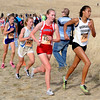 "Claire Green, far right, runs for Monarch in the 5A girls race.<br /> For more photos of state, go to  <a href=""http://www.dailycamera.com"">http://www.dailycamera.com</a>.<br /> Cliff Grassmick / October 29, 2011"