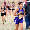 "Lindsey Chavez of Holy Family finishes in the top 10 of the 3A girls race at State.<br /> For more photos of state, go to  <a href=""http://www.dailycamera.com"">http://www.dailycamera.com</a>.<br /> Cliff Grassmick / October 29, 2011"