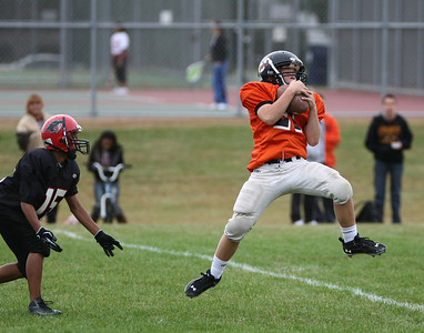 2011 Farmington HS 9B Football vs Shakopee HS (Sept 22, 2011)