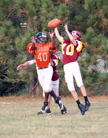 2011 Farmington HS 9B Football vs Northfield HS (Oct 6, 2011)