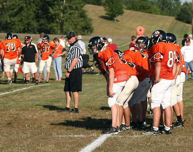 Farmington HS 9A Football vs Red Wing (Sept 8, 2011)
