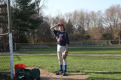 2011 GLL. Majors Baseball.