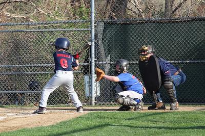 11-4-25. Rookies Baseball. Rangers v. Mets.