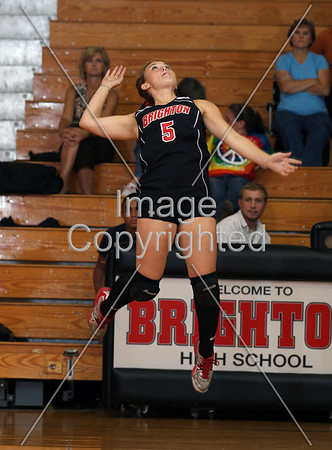 2011 HS Volleyball