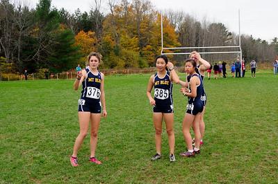 Eastern Regionals - Class A Girls