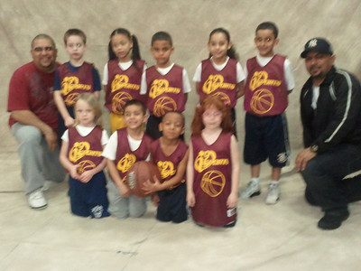 2011-I9 Basket Ball picture day