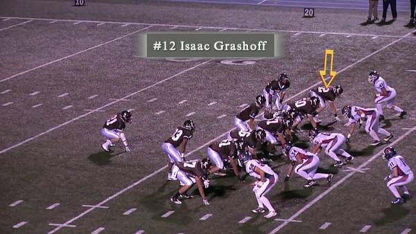 2011 Isaac Grashoff Offense