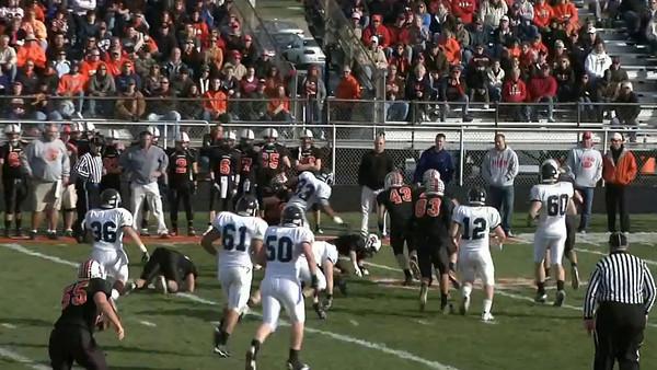 2011 JB Butler Varsity Highlights