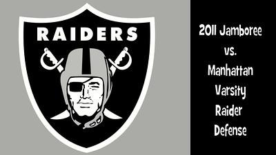 2011 Raider Jamboree LW Spartan Offense