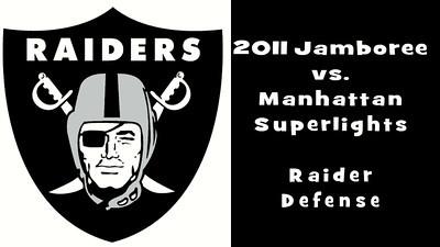 2011 Raider Jamboree SLW Manhattan Offense