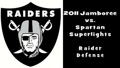 2011 Raider Jamboree SLW Spartan Offense