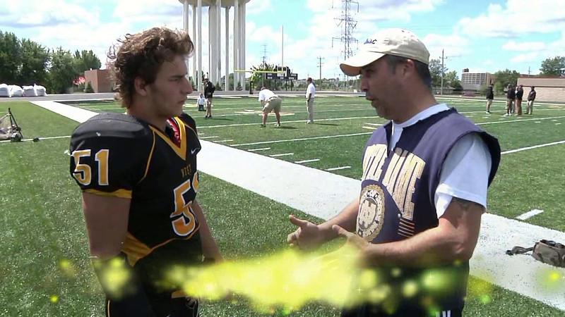 2011 Joliet West Game 2 Interviews