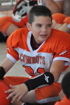 Senior Cowboys vs. Alvin