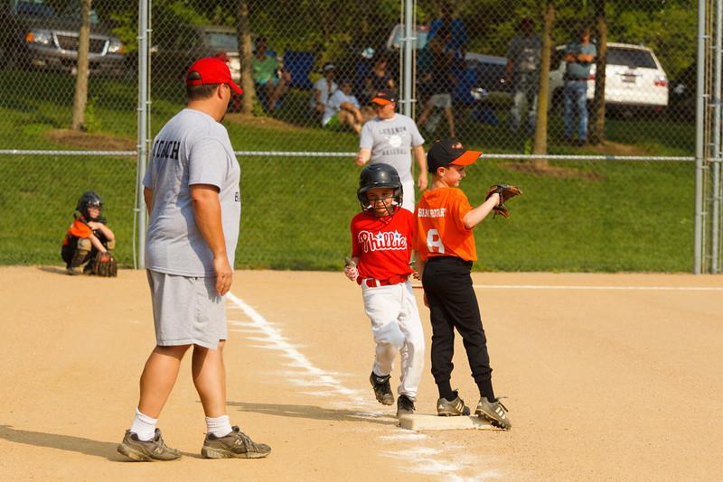 Dwight Baseball 5-31-11-12