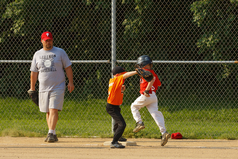 Dwight Baseball 5-31-11-85