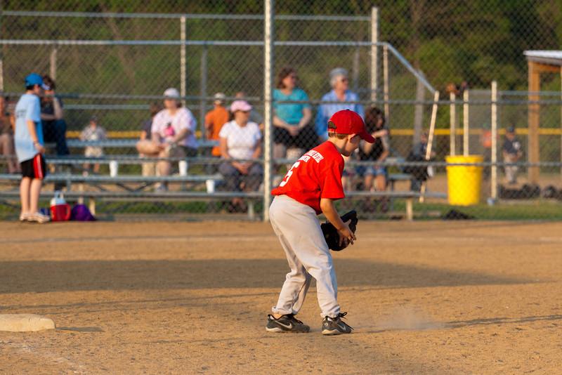 Dwight Baseball 5-12-11-76