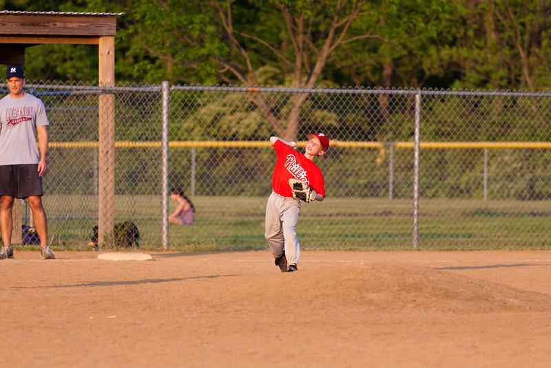 Dwight Baseball 5-12-11-80