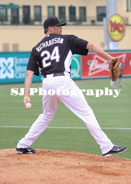 Dustin Richardson - Marlins