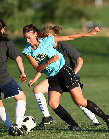 MWSL Soccer: Wildfire vs Illusions SC (July 11, 2011)