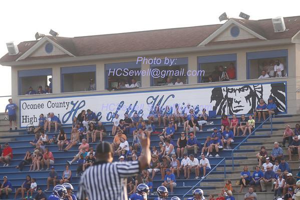 08-19 vs NOHS Spectators